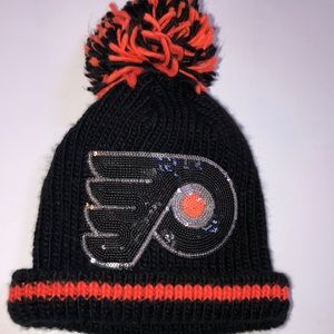 Philadelphia Flyers winter hat